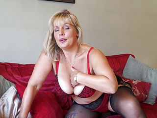 Mature Busty Mother With Perfect Body