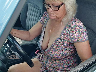 Teasing In Husband Truck