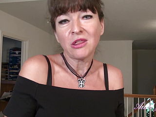 Naughty Aunt Gabriella Needs Your Help Getting Off