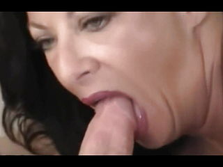 55 Mature Blowjob Boy Cock