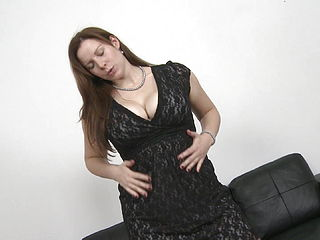 Natural Mother Gets Hard Cock