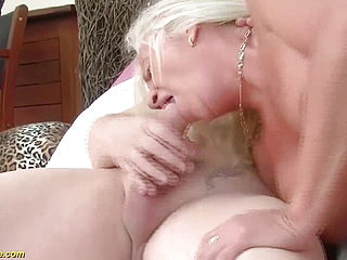 Our Sexy Moms First Double Penetration