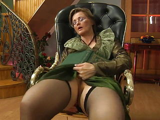 Hope, stockings fuck dildo in mature recommend you visit