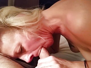 Real Homemade Fuck With Mature Blonde Whore