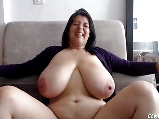 Huge Boobs Chubby Milf Slutting Online