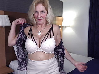 Granny With Amazing Tits And Still Fresh Pussy