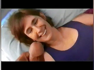 Mature Wife, Compilation Of Her Facials