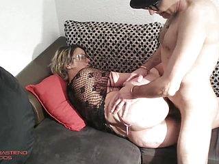 HOT Mother Milf In Ass Two Cumshots