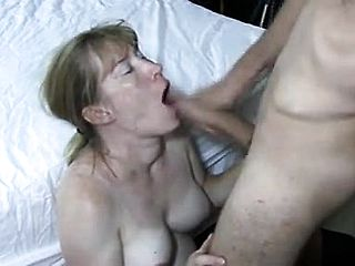 Tramp Looking Forth To A Facial Cumshot