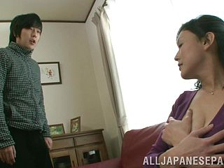 Living Apartment Fuck-fest With A Manhood Hungry Chinese Babe