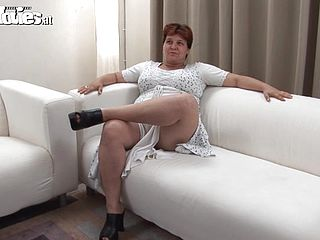 Solo Sequence With A Naughty Mature BBW