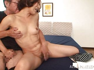 Spectacular Matured Nymph Gets A Insane Facial Cumshot Cumshot