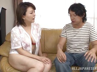 Wanton Mature Japanese Getting Her Fur Covered Cunt Slurped Racily