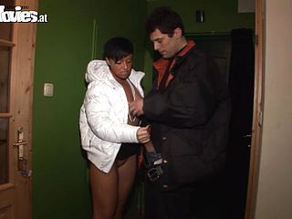 Molten Fucky-fucky With The Ultra-kinky Mature Black-haired Candy Cox