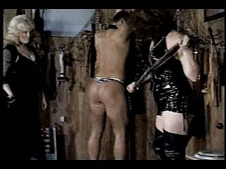 2 Dominatrixes Squad Up To Predominate Their Masculine Gimps Small Chisels