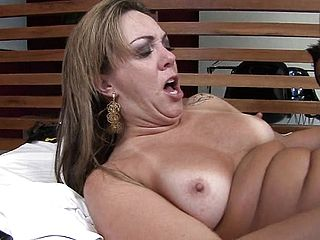 This Towheaded Milf Used To Be Fairly The Slutty Perv In Her Youth