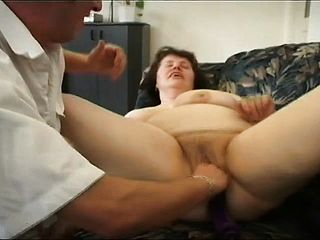 Meaty Mature Cockslut With Thick Baps Gets A Rigid Ravaging And A Facial Cumshot