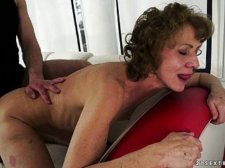 Charming Mature Girl Engages In Red Hot Bang Out With The Yoga Teacher