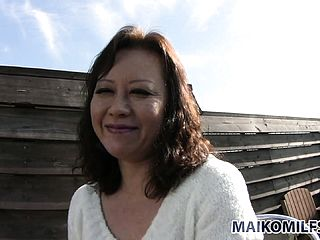 Insatiable Chinese Milf With A Uber Cute Smirk Commences On A Quest To Bring Her Dreams To Life