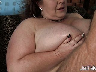 Lush And Nasty Mature Damsel Is In Need Of A Thick Trouser Snake Boinking Her Vag