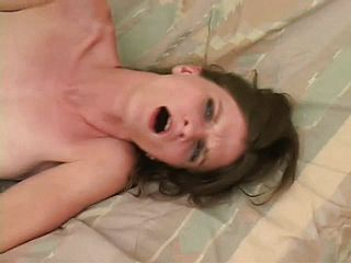 Pretty Unexperienced Stunner Unsheathes How Much She Likes Deep Throating And Fuckin  A Big Dark Hued Sausage
