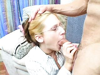 Ultra Kinky Wifey Does Sixty Nine And Gets His Large Wood Banging Her Poon