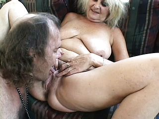 Chunky Mature Nymph Likes Throating A Mischievous Men Furry Pound Stick