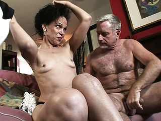 Granny And Grandfather Demonstrate They Still Have With Some Super Steamy Oral Enjoy