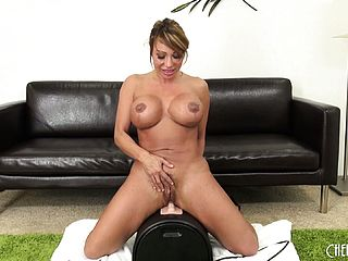 Big Chested Dark Haired Ava Devine Rails Her Smash Fucktoy And Uses A Faux Knuckle