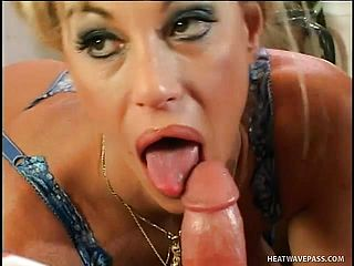 Kat Kleevage Gives Youthful Stud All The Enjoyments Her Assets Has To Suggest