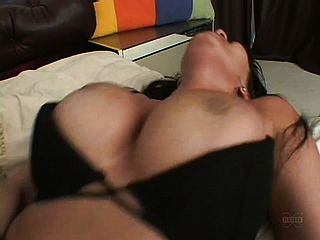 Ava Devine Enjoys To Get Weird With Large Schlongs That Can Test Her