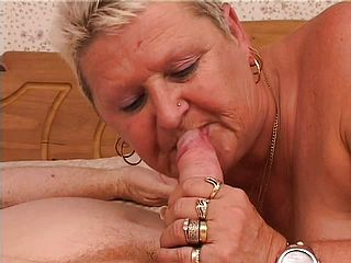 Super Naughty Mature Duo Is Still Drilling After All Of These Years