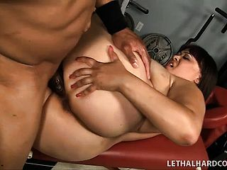 Twilight Starr Is A Lush Dark Haired Nymph With A Fleshy Peach Longing For Dark Hued Chisel