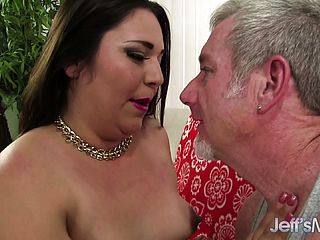 Round Black Haired With A Uber Sexy Arse Gia Frantically Pokes A Firm Stick