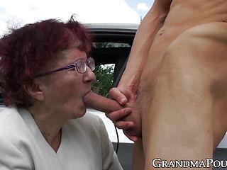 Granny sucks boys cock Sucking Category Videos Mature 46 Page 1