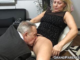 Mature fuck monster cock